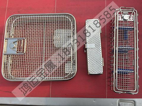清洗篮生产厂家的医用筐的常见规格有哪些?